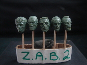 Zombie Army Booster 2
